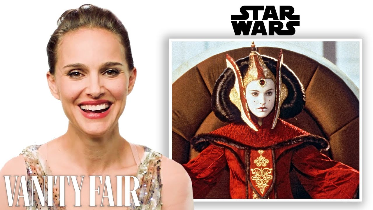 Natalie Portman Breaks Down Her Acting Career