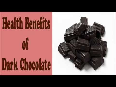डार्क चॉकलेट के फ़ायदे | Health & Beauty Benefits of Dark Chocolate