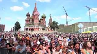 IStage Сценическая Компания Москва Adrenaline FMX Rush 2012