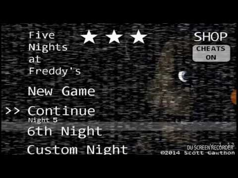 Fnaf 1 2 3 4 5 mod apk (link in the description) android Samsung only  #Smartphone #Android