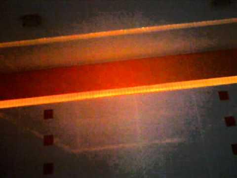 Подсветка в ванной.