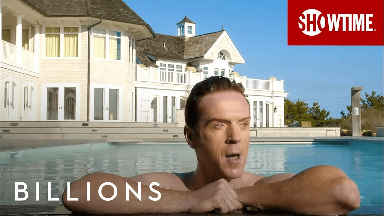Billions 2016 Official Trailer Paul Giamatti Damian Lewis Showtime Series