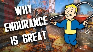 Fallout 4 - How Endurance Works and Why It's So Great