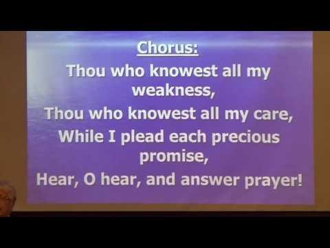 Ministry of Prayer, I Am Praying, Blessed Savior