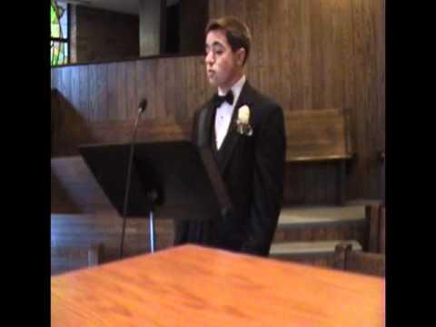 Irish Wedding Blessing - Chris Davey