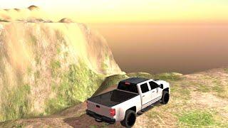 Secret offroad map in Car Parking Multiplayer screenshot 3