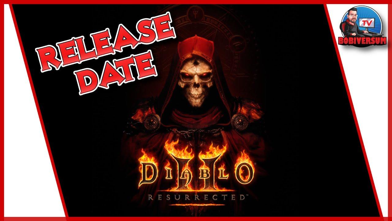 Diablo 2 - Resurrected - Veröffentlichungsdatum..!! Beta kommt schon im August... :D