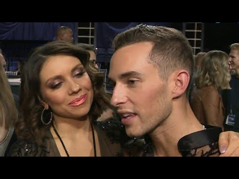 Adam Rippon Says He Plans to 'Outdo' His Shirtless Competitors on 'DWTS'