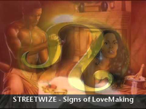 Signs of love making lyrics