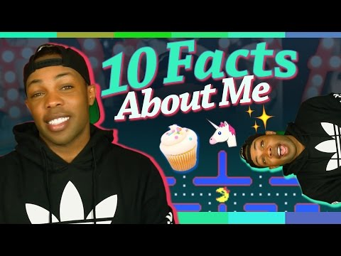 10 Things You Didn't Know About Me by Todrick Hall