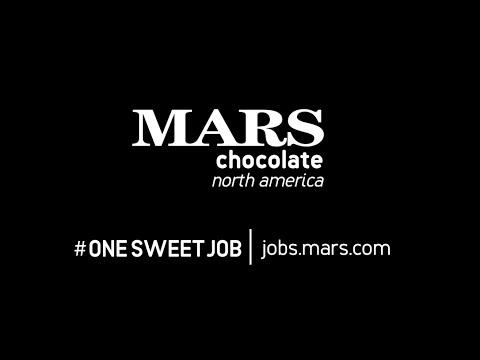 One Sweet Job: Life at Mars Chocolate