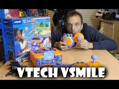 vtech V.Smile Childrens Console Review