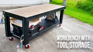 How to make A  Workbench | DIY WOODWORKING