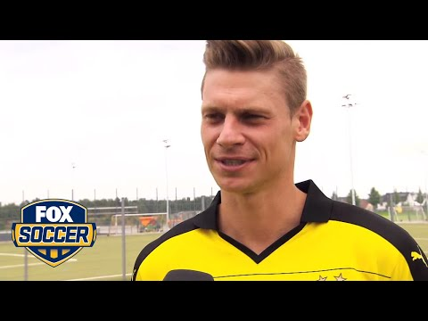 Borussia Dortmund - 2015 Bundesliga Media Days Tour