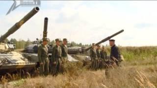 Военное обозрение (15.10.2015) Танкист Артём Богданов