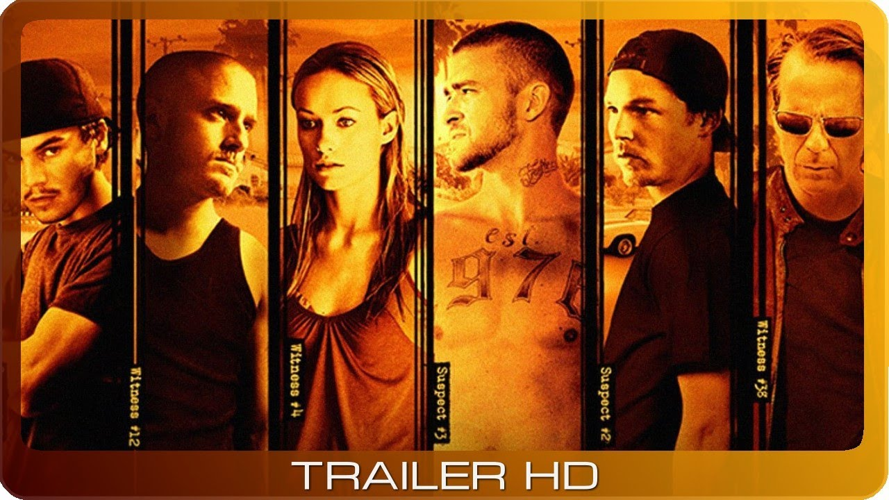 Alpha Dog ≣ 2006 ≣ Trailer ≣ German | Deutsch