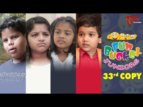 Fun Bucket JUNIORS | Episode 33 | Kids Funny Videos | Comedy Web Series