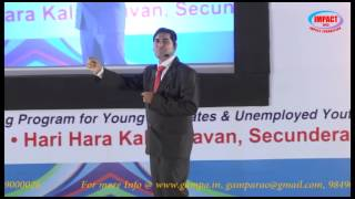 Gambar cover A Motivational talk by Jc Bhaskar Gupta Trainer JCI INDIA at IMPACT 2013