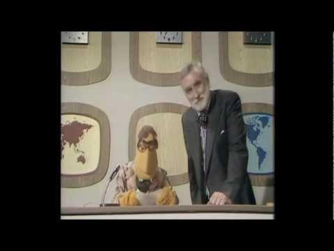 Spike Milligan On The Muppet Show