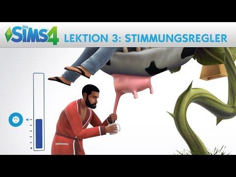 Die Sims 4-Akademie: STIMMUNGSREGLER - Lektion 3: Emotionen