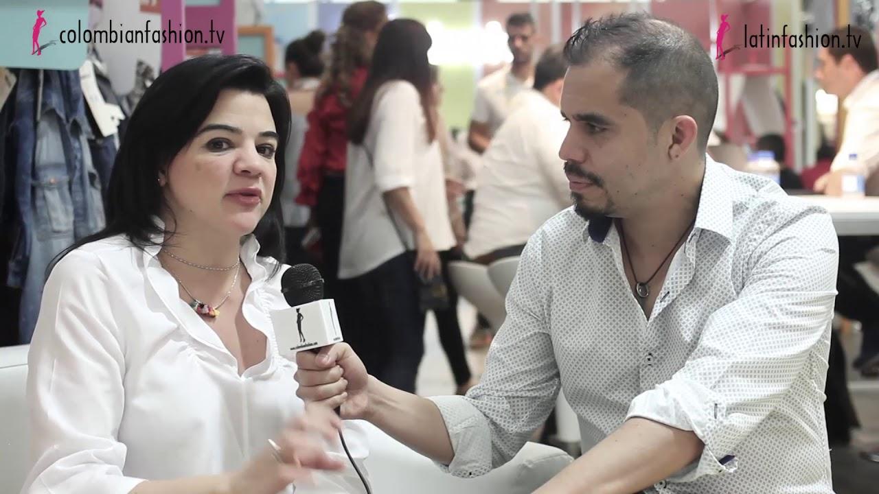 Claudia Vásquez, Gerente de moda y promoción en FABRICATO