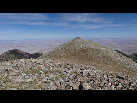 2017-09-26 - Mount Ellen summit panorama