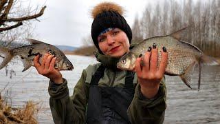 ОТКРЫВАЮ СЕЗОН 2020 Рыбалка на фидер НАШЛА ЛЕЩА 156