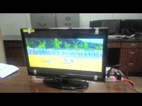 Cybertecdigibox Basic Installation & TV Reception part2