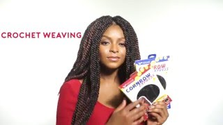 Cornrow Cap 3styles  (Weave, Glue and Saw) By Vivicafox Hair Collection
