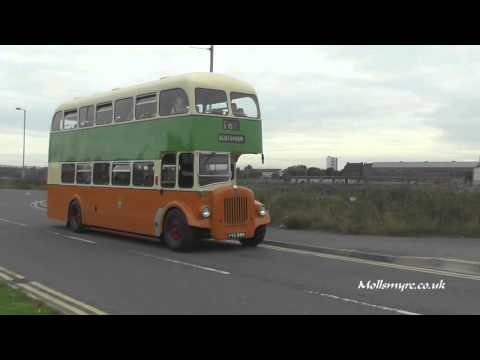 Glasgow Vintage Vehicle Trust Open Weekend 2015