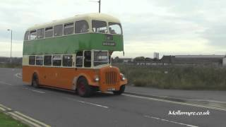 Glasgow Vintage Vehicle Trust Open Weekend 2015