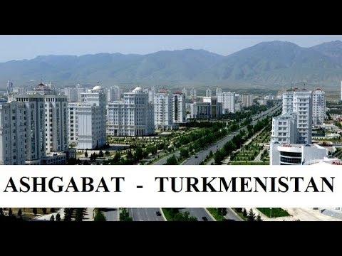 Turkmenistan-Ashgabat-The White Marble City Part 2