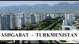 Turkmenistan-Ashgabat-The White Marble City  Part 2