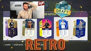 FIFA 18 RETRO FUT DRAFT 🔥🔥