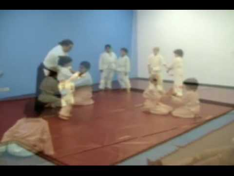 CMS Gajuki Aikido Kyu Test (Carol Morgan School)