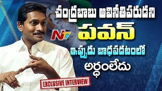YS Jagan Mohan Reddy Exclusive Interview About AP Politics Ahead of 2019 Polls | NTV