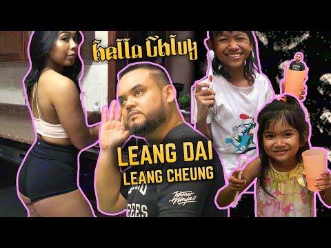 HELLA CHLUY -  LEANG DAI LEANG CHEUNG  លាងដៃលាងជើង [MV]