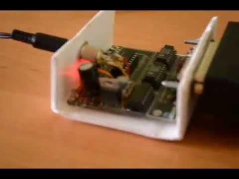 89c2051 + MCS Flash Programmer (from BASCOM 8051) + ExpressCard LPT + My C# Aplication