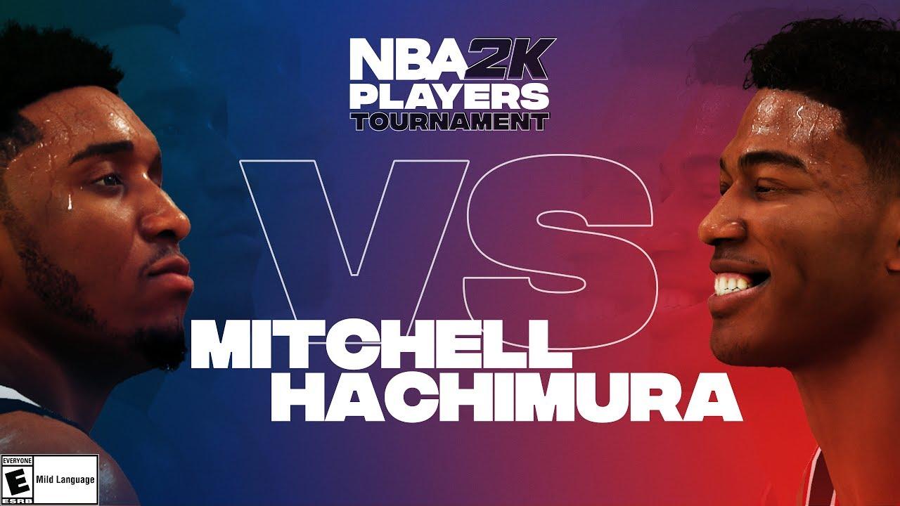 NBA2K Match Paunchy Sport Highlights: Donovan Mitchell vs. Rui Hachimura - NBA thumbnail