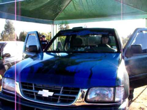 Chevrolet Luv Con Turbo Tuning Aerografia Capot Audio Youtube