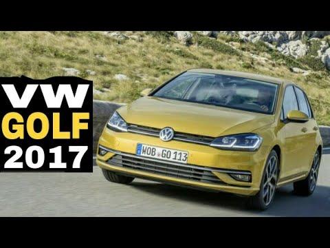 Comprar VW Golf 2017 Auto Compacto del Año? Aceleración 0-100 Consumo Gasolina Frenado de Pánico