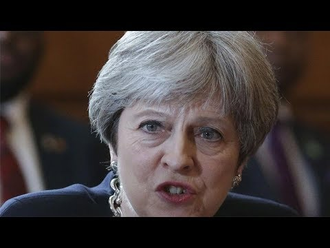 British PM Theresa May apologises to Caribbean countries over treatment of post-war migrants