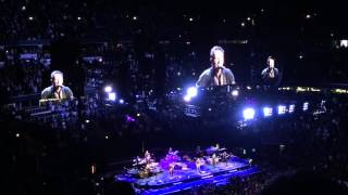 """Bruce Springsteen """"Thunder Road"""" - 2016/01/16 - Chicago, IL"""