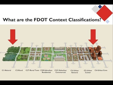 Fitting the road to the context: FL's Context Classification & Complete Streets implementation
