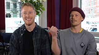 Hollow Coves interview - Ryan and Matt (part 1)