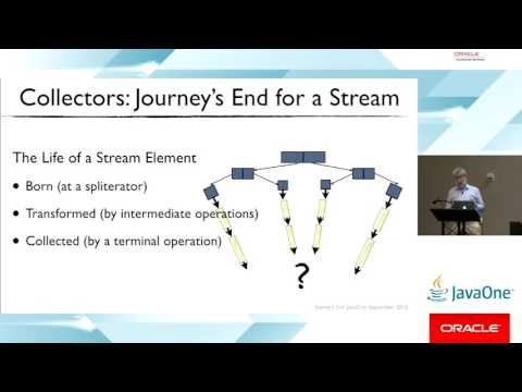 Journey's End: Collection and Reduction in the Stream API