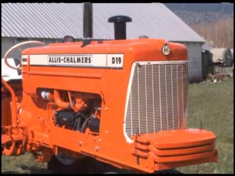 Tractor Tales: Allis Chalmers D19 Turbo Diesel