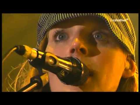 Wir sind Helden Konzert@Rock am Ring 2007