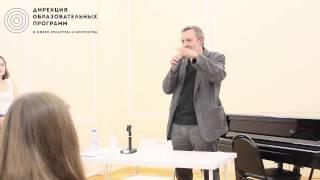 Лекция Виталия Куренного «Сериал как явление современной массовой культуры»