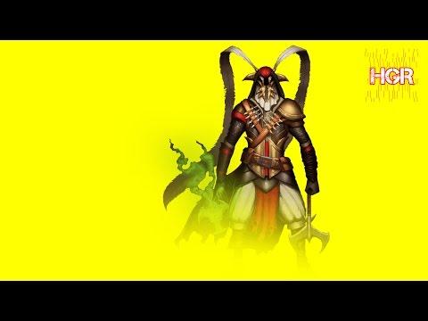 HoN Heroes Silhouette - iPx`_ - Rank Immortal